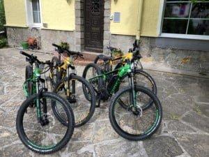 mountainbike. ebike