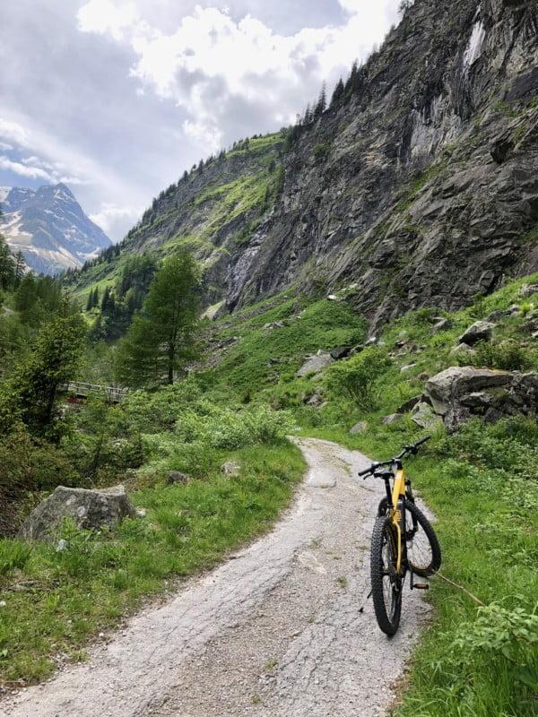 Lindenhof Bad Gastein Mountainbike ebike