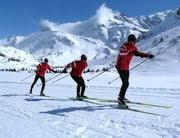 Langlauf Höhenloipe Sportgastein ab 8. November 2017 geöffnet