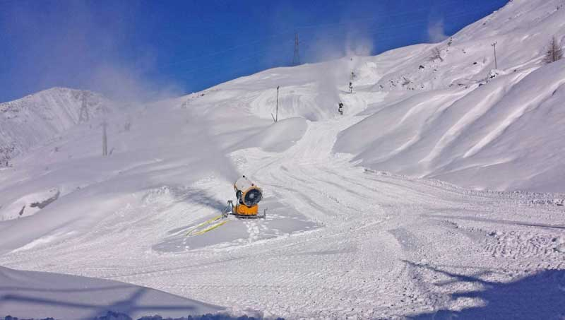 Lifts are starting at Sportgastein – Skiing season start