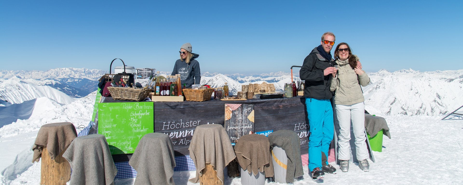 Great Skiing & Great Wine in Ski amadé in Gastein from 10.03. until 17.03.2018