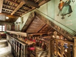 Restaurant Bellevue Alm in Bad Gastein