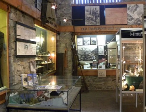 Montanmuseum Altböckstein in Bad Gastein (Museum of Miners)