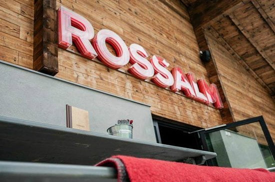 Restaurant ROSSALM in Bad Gastein