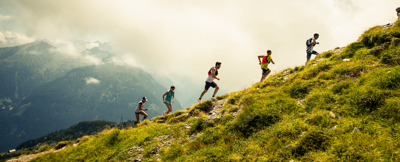 World Champion as Trail Running Relay Team
