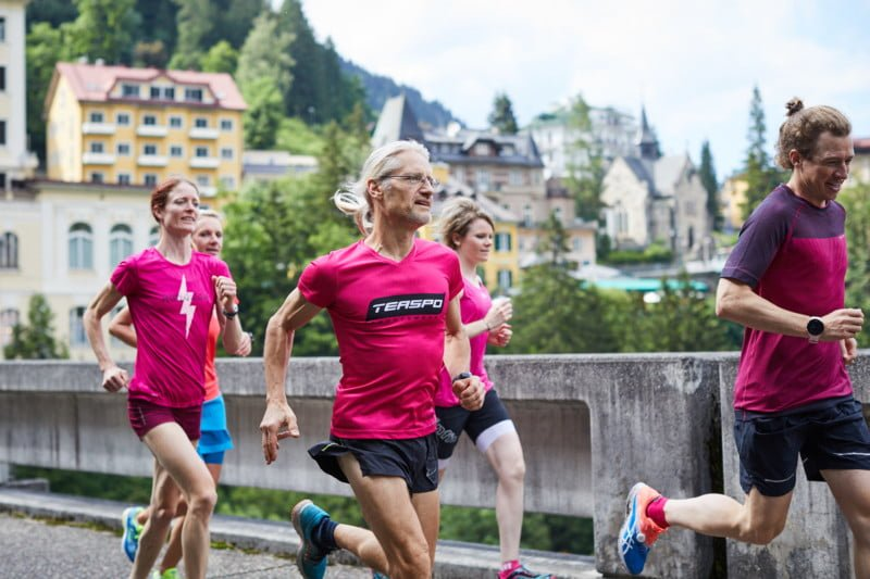 Pink Run Bad Gastein