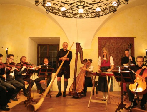 Adventmusik in Salzburg