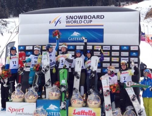 FIS SNOWBOARD WORLD CUP GASTEIN