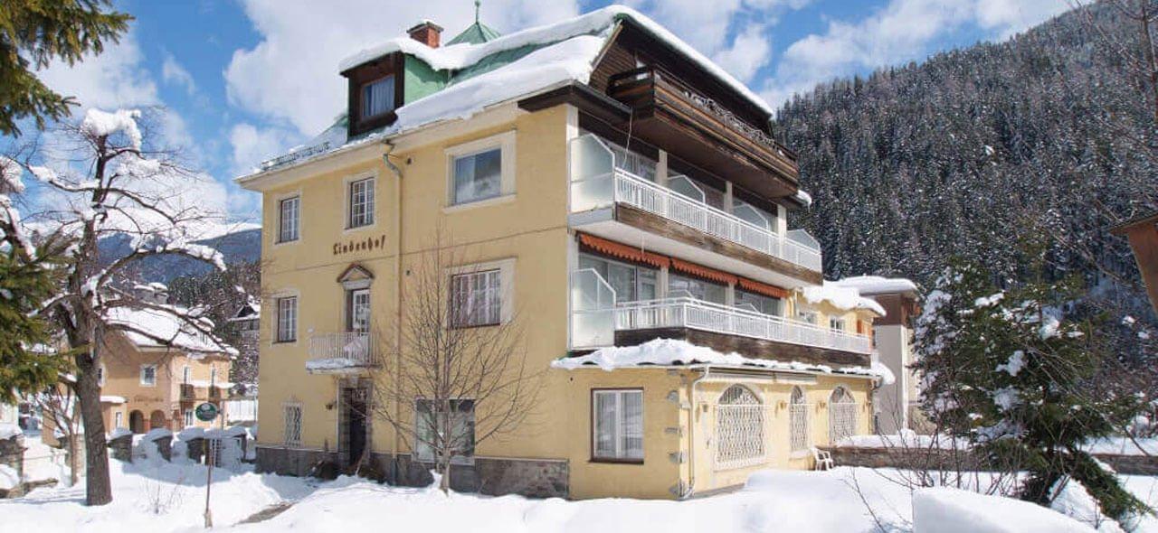 Hotel Lindenhof Gastein